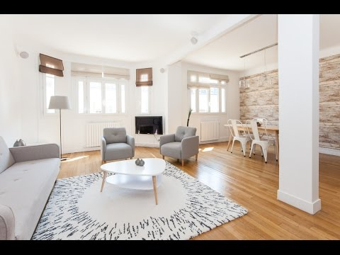 (Ref: 17040) 2-Bedroom furnished apartment on rue Legendre, Paris 17th