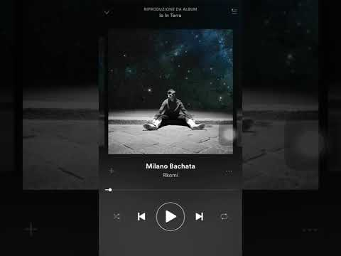 MILANO BACHATA - RKOMI FEAT MARRACASH