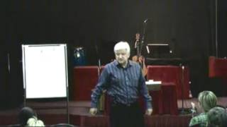 Altar Ministry Training - Pt 2 - David Hibbert