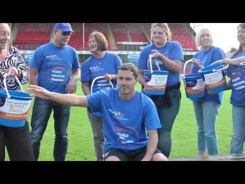 Paul Hurst's Ice Bucket Challenge