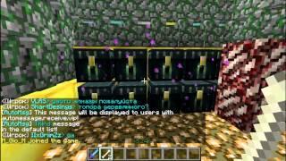 Обзор офигенного сервера Minecraft 1.5.2!!!