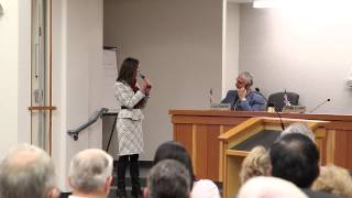 Mariposa County Supervisor Lyle Turpin Retires - December 18, 2012