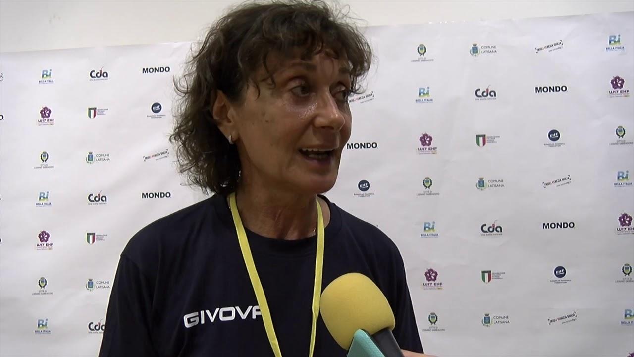 L'Italia si ferma in semifinale: le interviste post-gara