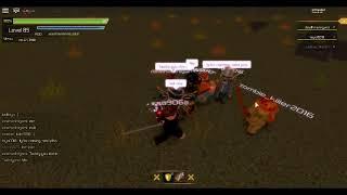 Roblox - Swordburst 2 Local Giveaway Vels (Part 2)