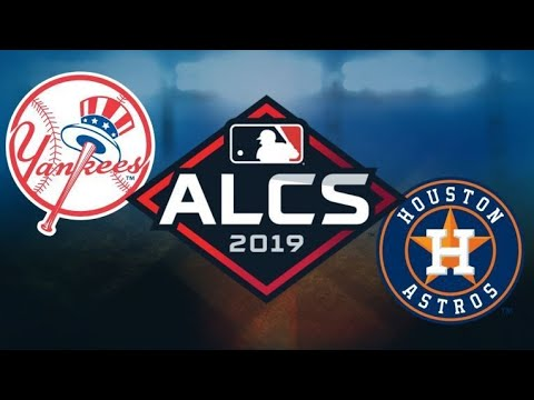 ALCS GAME 6: NYY Yankees Vs HOU Astros LIVE HD