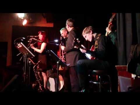 Jazz Bar Edinburgh- Ali Affleck and Vieux Carre