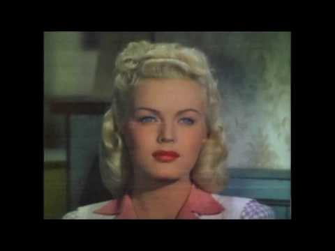 """WAKE UP AND DREAM"" June Haver, John Payne, Charlotte Greenwood. 12-2-1946. (HD HQ 1080p)"
