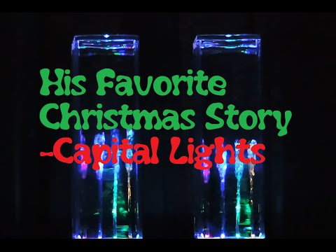 His Favorite Christmas Story By Capital Lights: Lyrics Music Video - His Favorite Christmas Story By Capital Lights: Lyrics Music Video