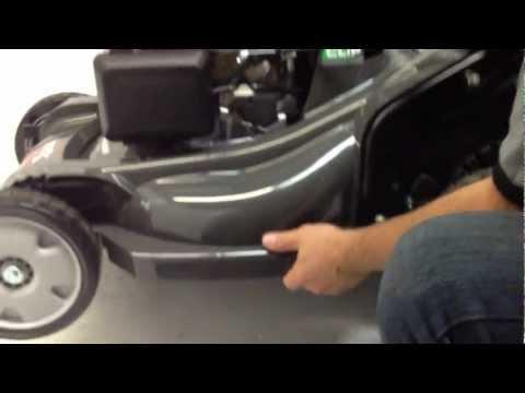 Honda HRX 217 Mower Self Propelled Discussion