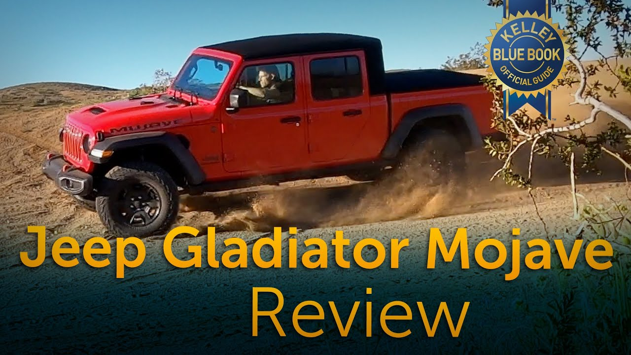 2020 Jeep Gladiator Mojave Review Road Test Youtube