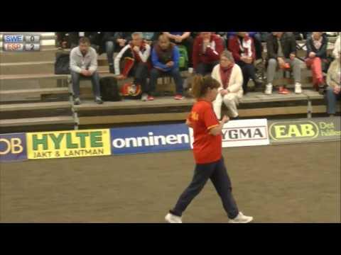 European championship petanque singles