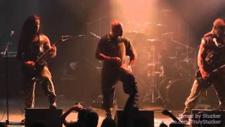 Gloria Morti - Until The Wretched Whimper (Helsinki, Finland, 24.08.2013) FULL HD