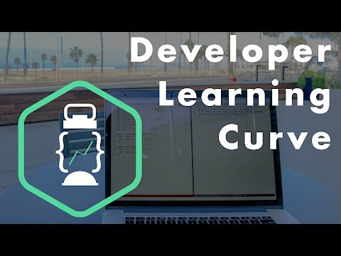 Understanding the Developer Learning Curve