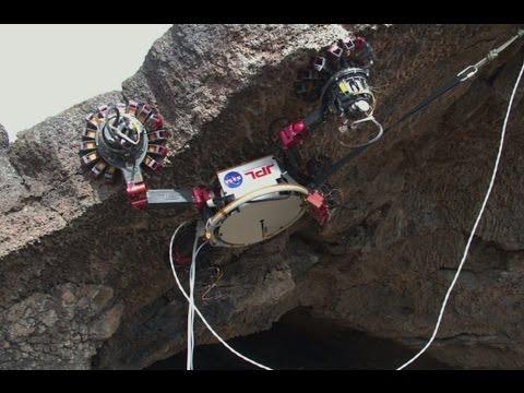 Space Robotics (live public talk)