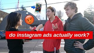 do you actually click on instagram ads?