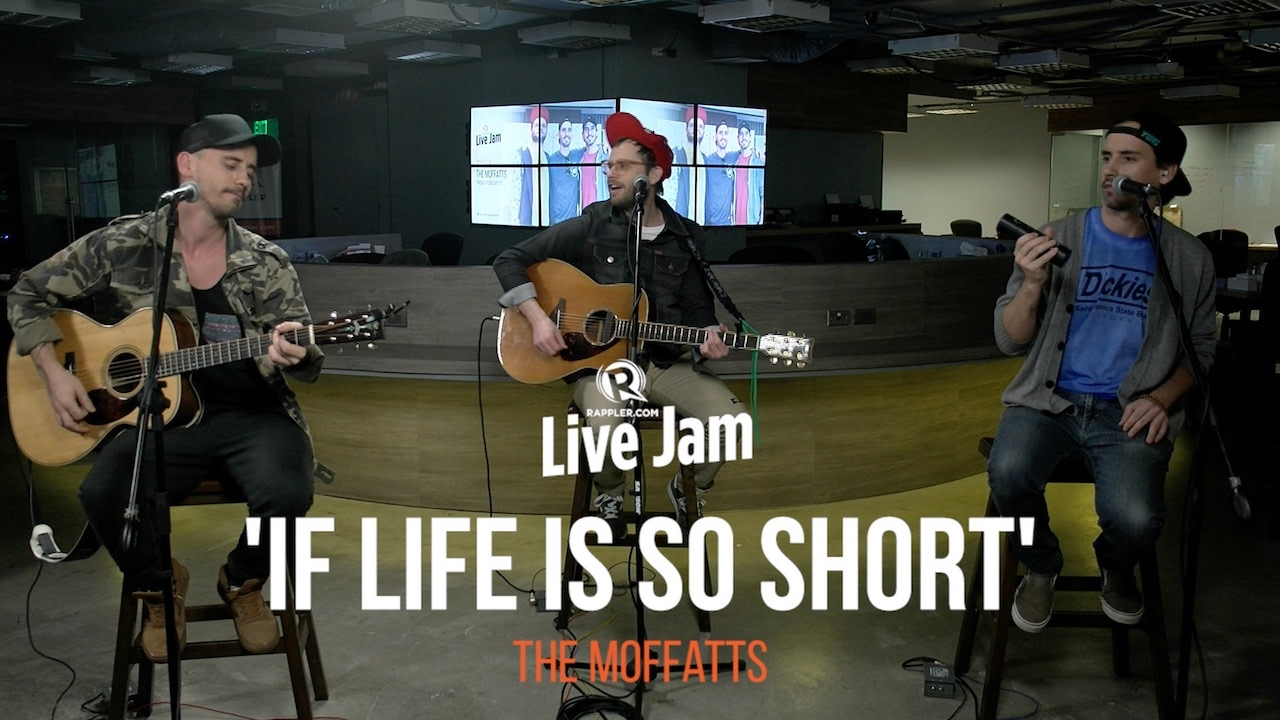 If life is so short by the moffatts on amazon music amazon. Com.