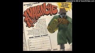 MADLIB Feat. MF DOOM - AVALANCHE