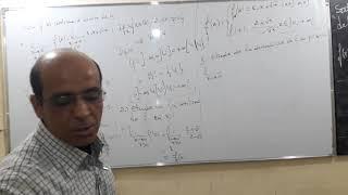 Etude des fonctions   Exercice 2   2BAC Science Math