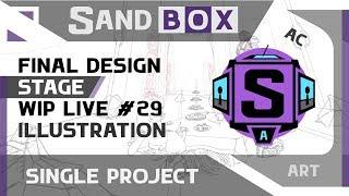 Final Design Stage - Angry Birds vs Transformers - Stream #86 - Fan Art