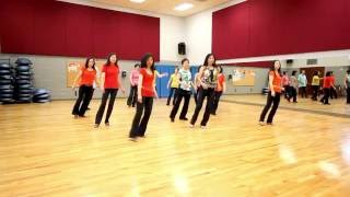 Handclap - Line Dance (Dance & Teach in English & 中文)