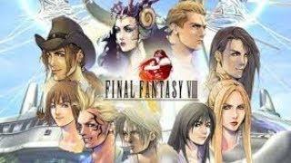 Final Fantasy 8, Part 15, Ending