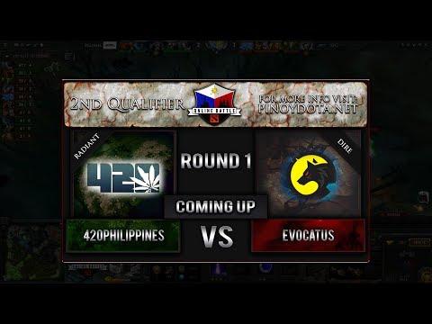 420Philippines vs Evocatus - Online Battle 2nd Qualifier