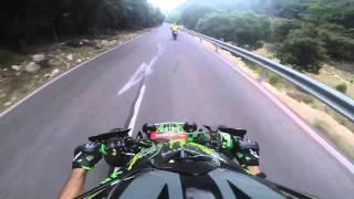 sunday ride in mallorca banshee 350