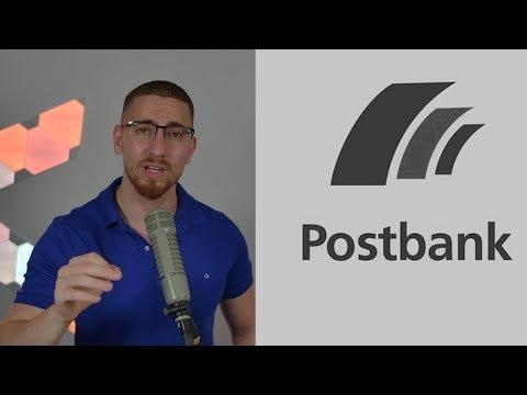 ANSAGE An Postbank