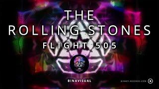 The Rolling Stones - Flight 505 (BINAVISUAL)