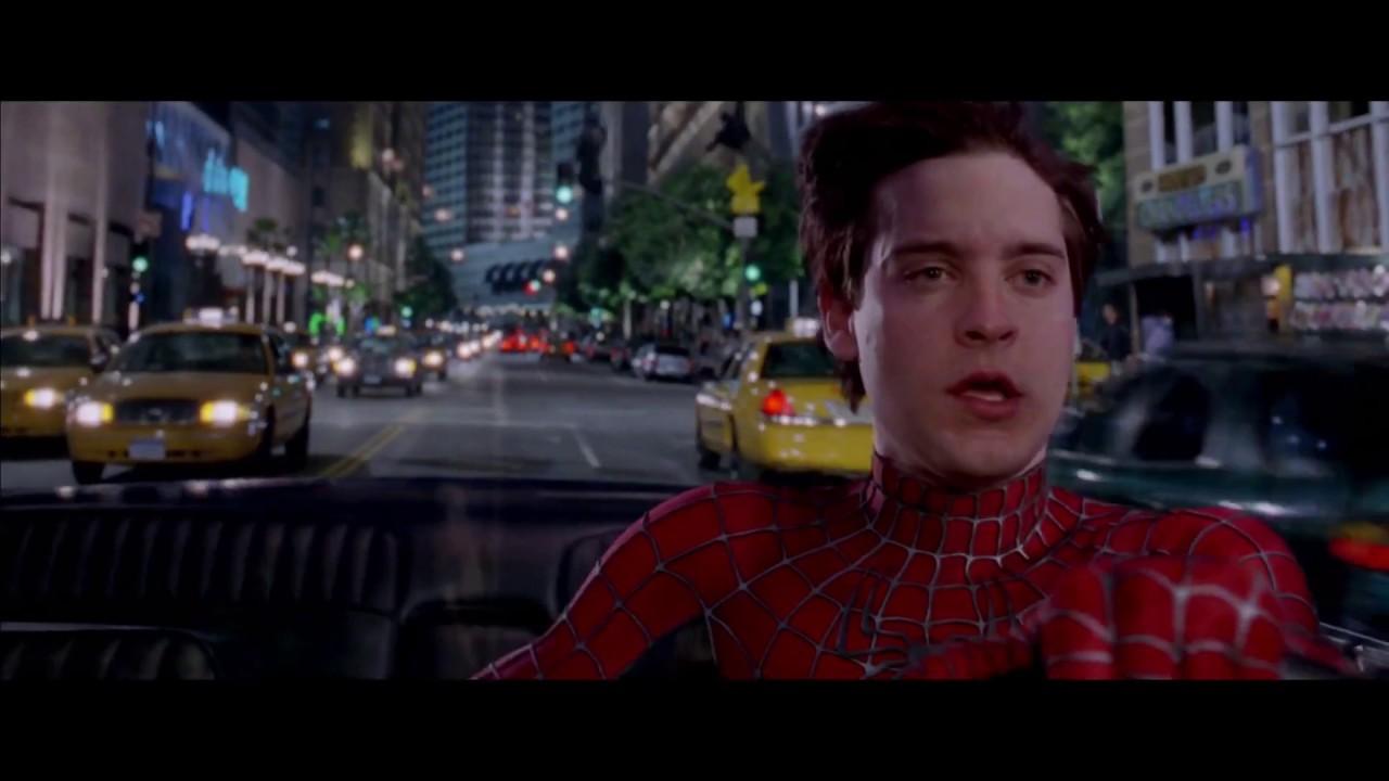Download Spiderman 2 (2004) - Car Chase Scene Movie Clip [4K]