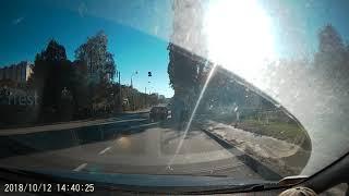 ДТП, Киев, Минский проспект