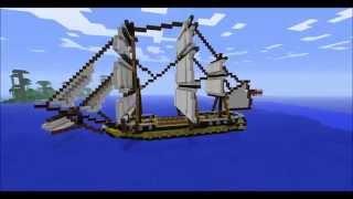 Minecraft - HMS Lively