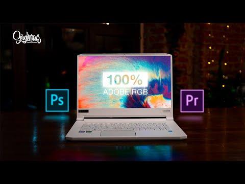 ЛУЧШИЙ ноутбук для ТВОРЧЕСТВА? Acer ConceptD 7 - обзор