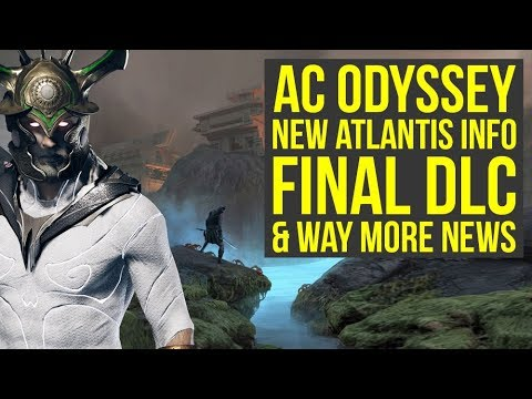 Assassin's Creed Odyssey Atlantis DLC NEW INFO, New Regions & What Happens  After (AC Odyssey DLC)