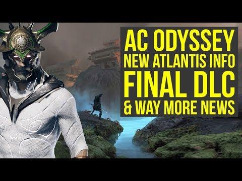 Assassin S Creed Odyssey Atlantis Dlc New Info New Regions What