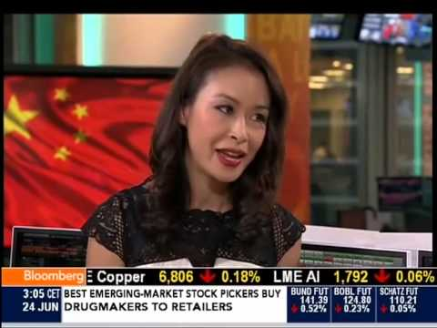 China's Cash Squeeze - Bloomberg, 24Jun13