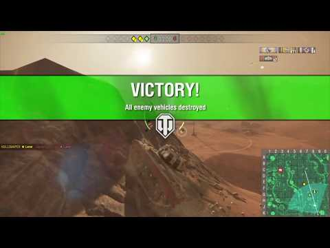 World of Tanks Destroyer