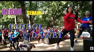 [SING PUSING - CENDOL DAWET] aerobic dance cover