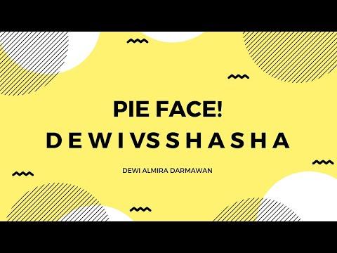 #VLOG 36 - Fun Game Pie Face Challenge!