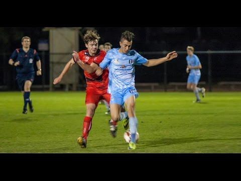 PS4NPLQLD Highlights - Brisbane City v Redlands United