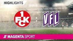1. FC Kaiserslautern - VfL Osnabrück | Spieltag 30, 18/19 | MAGENTA SPORT