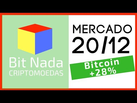 Mercado de Cripto! 20/12 Bitcoin + 28% / Grupos de Pump / Oportunidade de Empreender