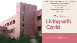 LIVING WITH COVID - CARING FOR YOUR HEALTH | Covid-19, Post Covid Recovery & Vaccine