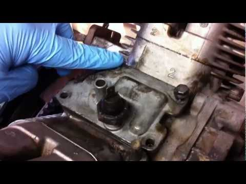 REPLACING KOHLER COMMAND BREATHER FILTER COMMAND CH ENGINES CARPET