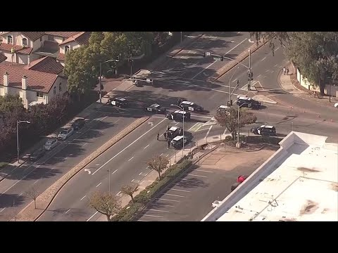 Raw Video: Scene Of Fatal Officer-Involved Shooting In San Jose