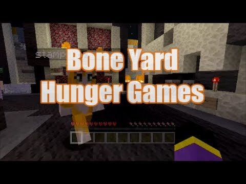 Minecraft Xbox: Halloween Hunger Games