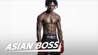 This Cameroonian Refugee Is A Boxing Champion In Korea | ASIAN BOSS