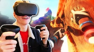 The Climb on Oculus Quest is a Fantastic VR Experience!