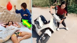Video Best FUNNY Videos 2018 People Doing Stupid Things  Compilation,.Cah Mending EP 4 download MP3, 3GP, MP4, WEBM, AVI, FLV November 2018
