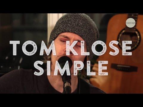 Tom Klose - Simple (Live@bagstage)
